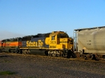 BNSF 3185 & CFMX 2041
